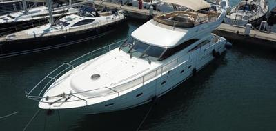 Princess 61 Flybridge